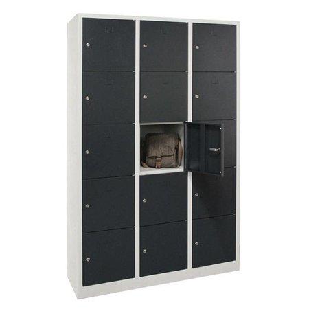 Lockerkast Standaard 15-deurs