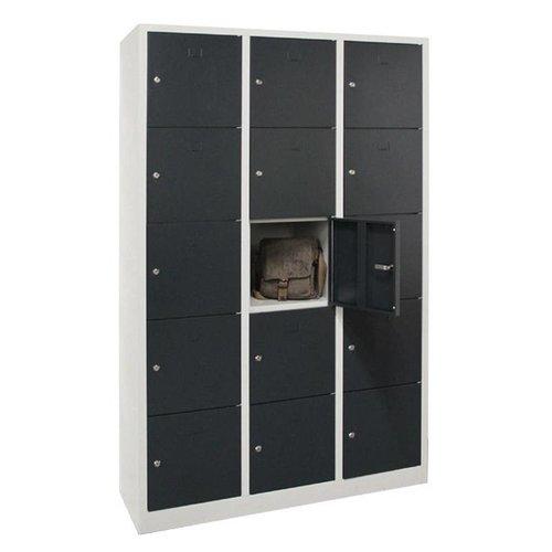 Lockerkast Premium 15-deurs