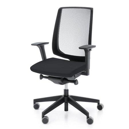 Arbo Bureaustoel ergonomisch LightUp Net