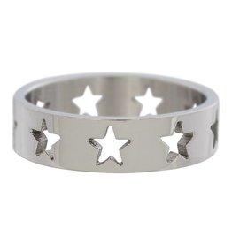 iXXXi Jewelry IXXXI Jewelry Vulring Open Symbol Stars Full 6 mm