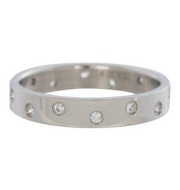 iXXXi Jewelry IXXXI Jewelry Vulring Zirconia 14 Stones  Cristal 4 mm
