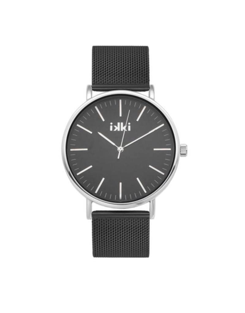 iKKi Horloges IkkI Danny DA-82 Black Horloge