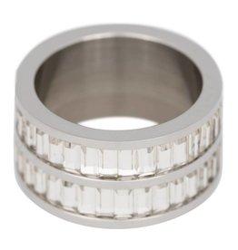 iXXXi Steel iXXXi Steel Ring Nina IXR015