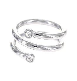 iXXXi Steel iXXXi Steel Ring Sabina IXR024