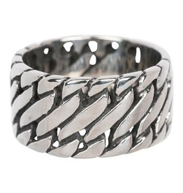 iXXXi Steel iXXXi Steel Ring Tess IXR008