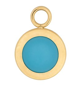 iXXXi Jewelry iXXXi Jewelry Charms Matt aqua