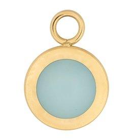 iXXXi Jewelry iXXXi Jewelry Charms Mat Mint Green