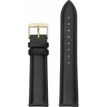 Kane Kane Strap Classic Black Gold Polished