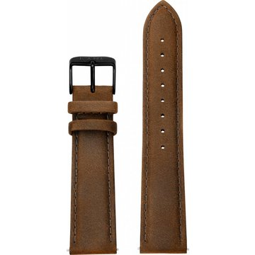 Kane Kane Strap Vintage Brown Black Brushed