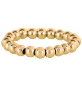 Charmin*s Charmin's Ring Steel Stretch Shiny Medium