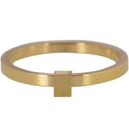 Charmin*s Charmin's Ring Steel Quatre Steel