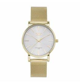 iKKi Horloges Ikki FE03 Gold Color