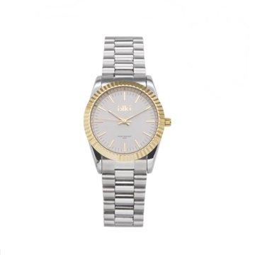 iKKi Horloges Ikki BX06 Silver/Gold Color