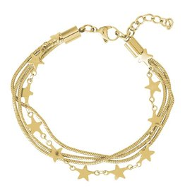 iXXXi Jewelry iXXXi Jewelry Bracelet Snake and 1 Star