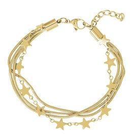 iXXXi Jewelry iXXXi Jewelry Ankle Strape Snake and 1 Star