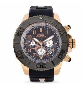 Kyboe! Horloges Kyboe CHRONO ROSE SHADOW KYCRG-004