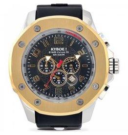 Kyboe! Horloges Kyboe TROOP SILVER AURUM TRS-002