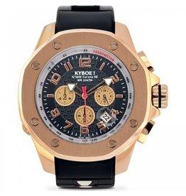 Kyboe! Horloges Kyboe TROOP ROSE GOLD TRR-001