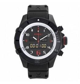 Kyboe! Horloges Kyboe HYBRID BLACK SHADOW HY-002 48mm