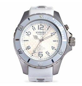 Kyboe! Horloges Kyboe SILVER GHOST KY-010