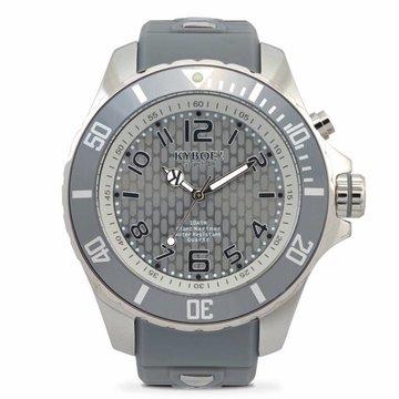 Kyboe! Horloges Kyboe SILVER CYCLONE KY-015