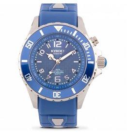 Kyboe! Horloges Kyboe SILVER RIVERSIDE FW-001