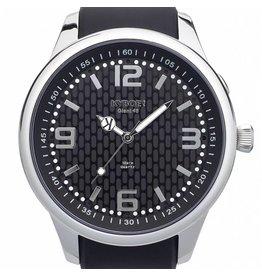 Kyboe! Horloges Kyboe CLASSIC SILVER NIGHT CSN-001