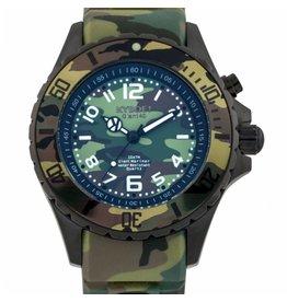 Kyboe! Horloges Kyboe CAMO WOODLAND CS-004