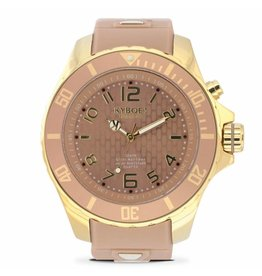 Kyboe! Horloges Kyboe GOLD SAND KG-010