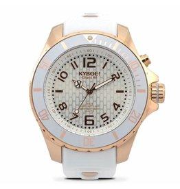 Kyboe! Horloges Kyboe ROSÉ GHOST RG-003