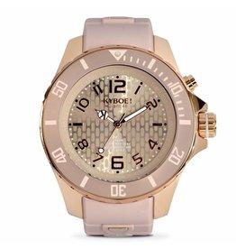 Kyboe! Horloges Kyboe ROSÉ SAND RG-010