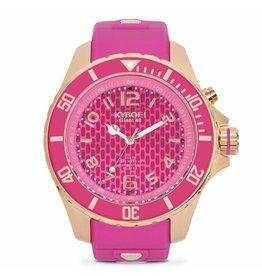 Kyboe! Horloges Kyboe ROSÉ JOLT RG-012