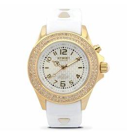 Kyboe! Horloges Kyboe RADIANT SW-002 GOLD