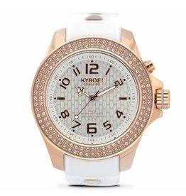 Kyboe! Horloges Kyboe RADIANT ROSE GOLD SW-003