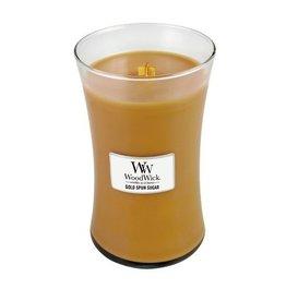 WoodWick WoodWick Gold Spun Sugar