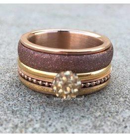 iXXXi Jewelry iXXXi Jewelry Combi Ring 163