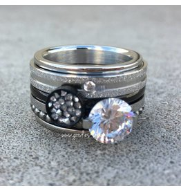iXXXi Jewelry iXXXi Jewelry Combi Ring 162
