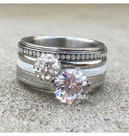 iXXXi Jewelry iXXXi Jewelry Combi Ring 157
