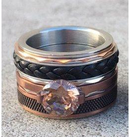 iXXXi Jewelry iXXXi Jewelry Combi Ring 145