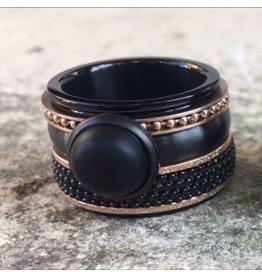 iXXXi Jewelry iXXXi Jewelry Combi Ring 139