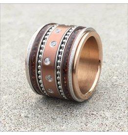 iXXXi Jewelry iXXXi Jewelry Combi Ring 138