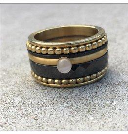 iXXXi Jewelry iXXXi Jewelry Combi Ring 137