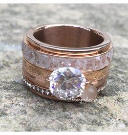 iXXXi Jewelry iXXXi Jewelry Combi Ring 129