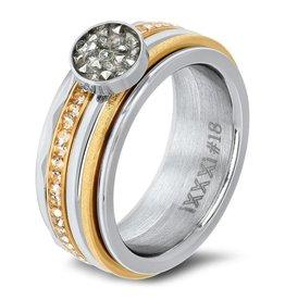 iXXXi Jewelry iXXXi Jewelry Combi Ring 125
