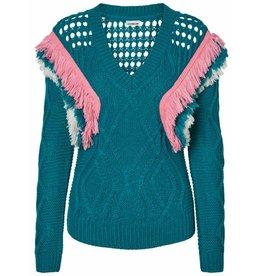 Noisy May NMPI L/S V-Neck Knit