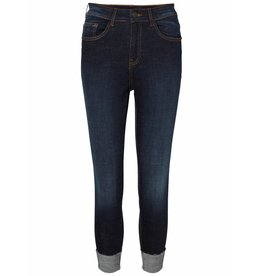 Noisy May NM Lexi HW Skinny Fold Up Jeans