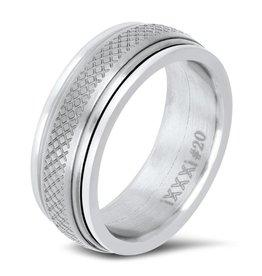 iXXXi Jewelry iXXXi Jewelry Combi Ring 106 MEN