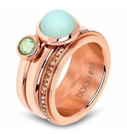 iXXXi Jewelry iXXXi JEWELRY Combi Ring 84