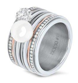 iXXXi Jewelry iXXXi JEWELRY Combi Ring 46