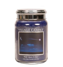 Village Candle Wish Upon A Star Village Candle Geurkaars Large